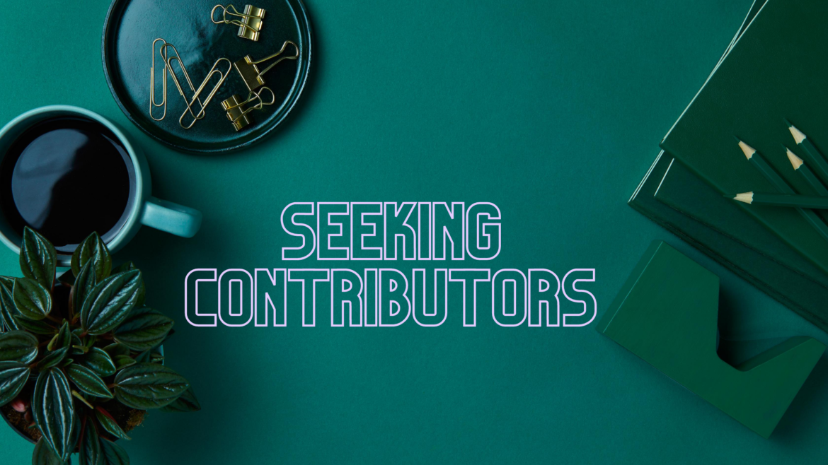 Seeking Contributors